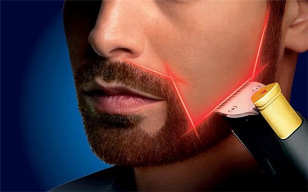 飞利浦激光胡须修剪器