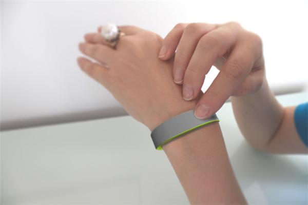 情侣传情达意触摸手环(二)