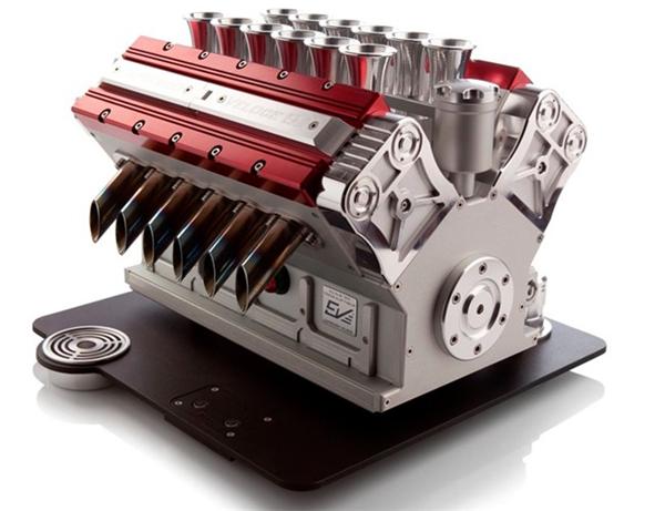 超霸气V12引擎咖啡机(二)