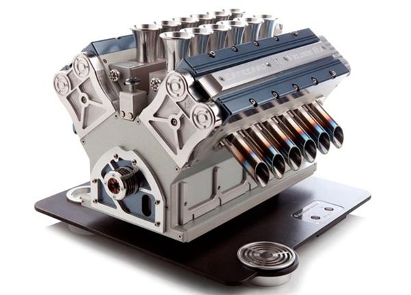 超霸气V12引擎咖啡机(四)