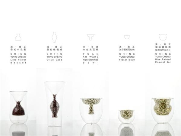 里外双层玻璃器具(四)