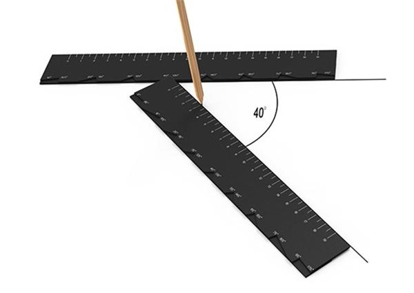 功能强大的三合一尺子(五)