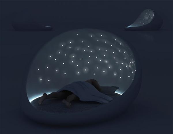 让你每晚享受美梦的宇宙睡床(四)