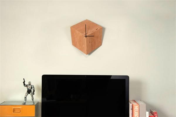 有趣的几何错觉时钟