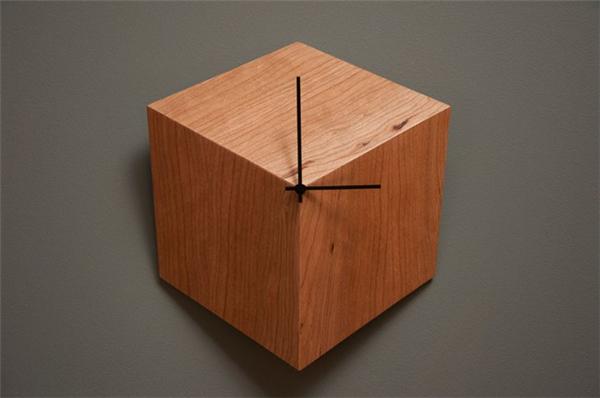 有趣的几何错觉时钟(二)