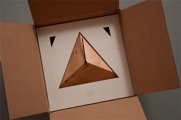 有趣的几何错觉时钟(四)