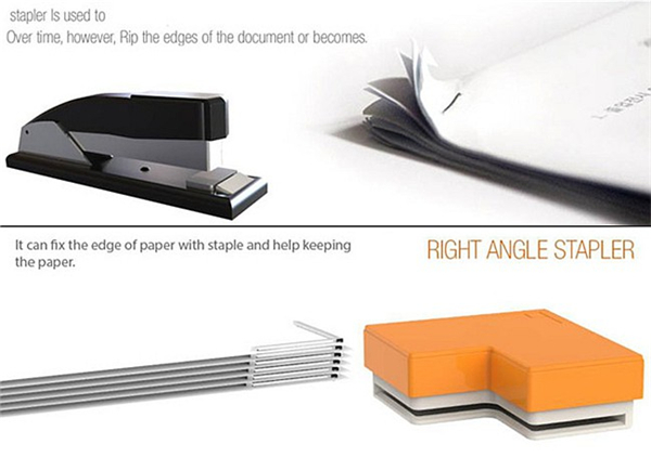 非常有用的直角订书机(二)