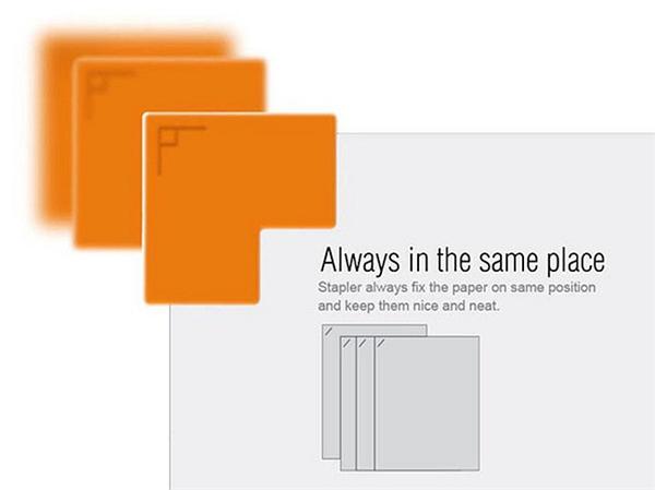 非常有用的直角订书机(四)