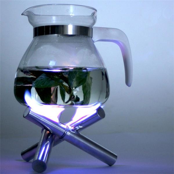 方便实用的篝火酒精炉(二)