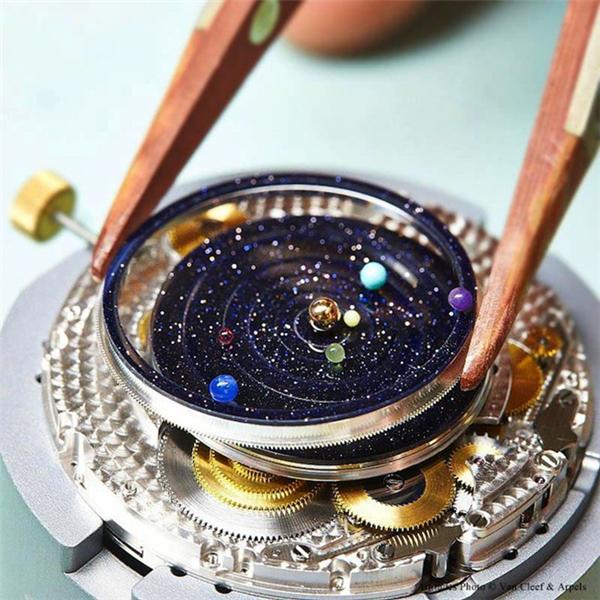 精制之作太阳系腕表(四)