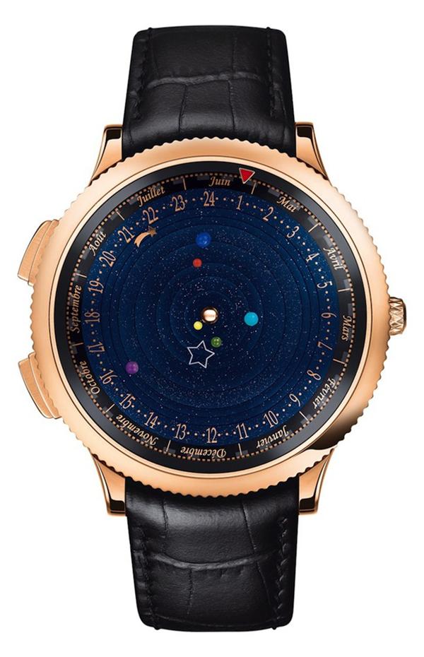 精制之作太阳系腕表(五)