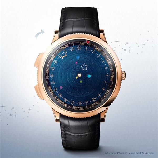 精制之作太阳系腕表(六)