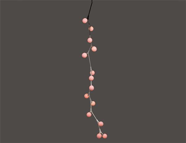 有趣好玩的树果吊灯