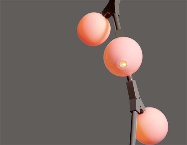 有趣好玩的树果吊灯(三)