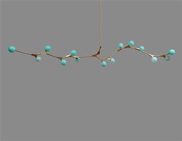 有趣好玩的树果吊灯(五)