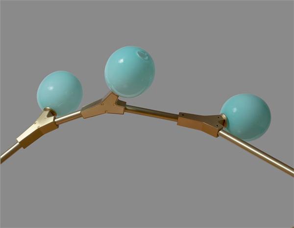 有趣好玩的树果吊灯(六)