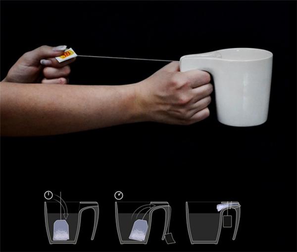 牛逼的弹弓茶杯