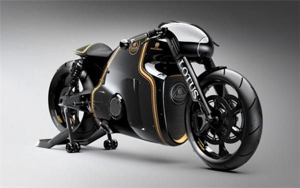 霸气莲花摩托车(三)