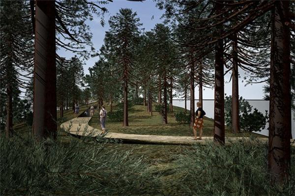 挪威伤口纪念碑(三)