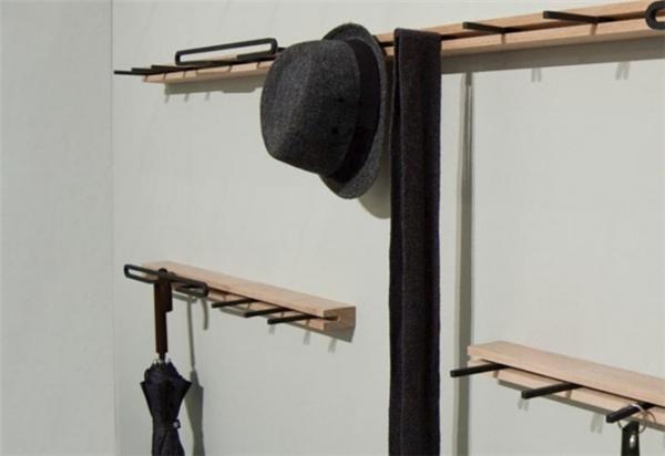 优雅实用的衣帽架(四)