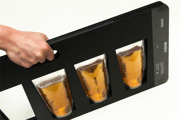 有趣的新型啤酒包装(四)