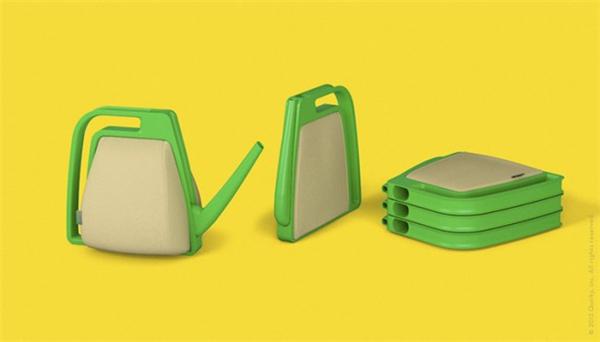 节约空间的折叠水壶(七)