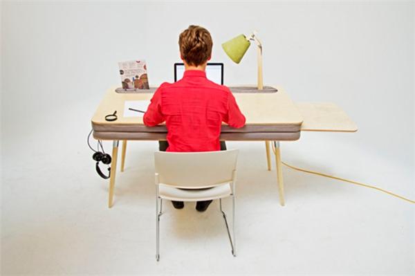刚柔并济的办公桌(四)