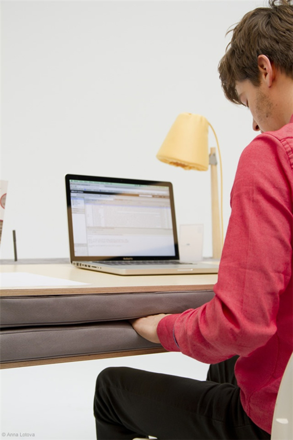 刚柔并济的办公桌(五)
