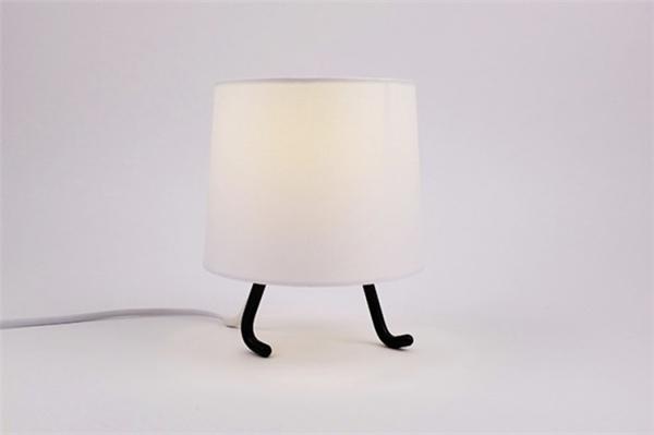 一款有趣的台灯设计(六)