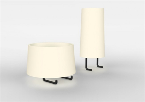 一款有趣的台灯设计(五)