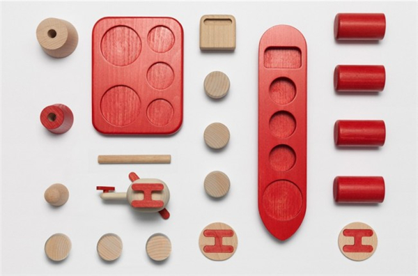圆润有质感的木质玩具(二)