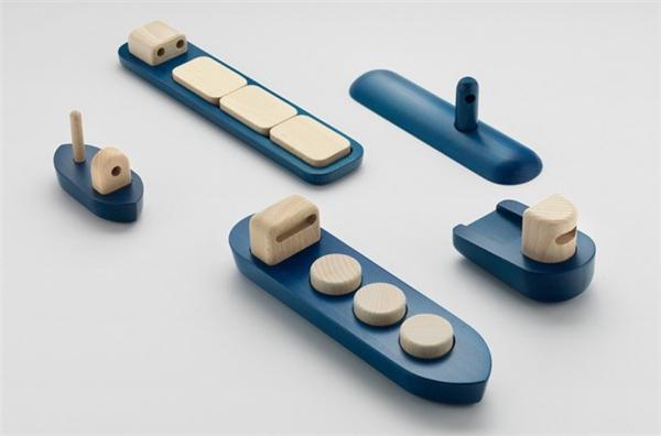 圆润有质感的木质玩具(四)