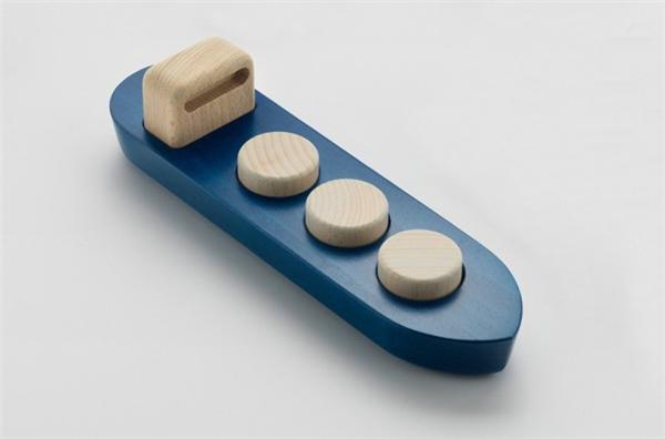 圆润有质感的木质玩具(五)