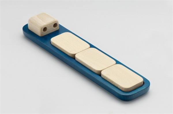 圆润有质感的木质玩具(六)