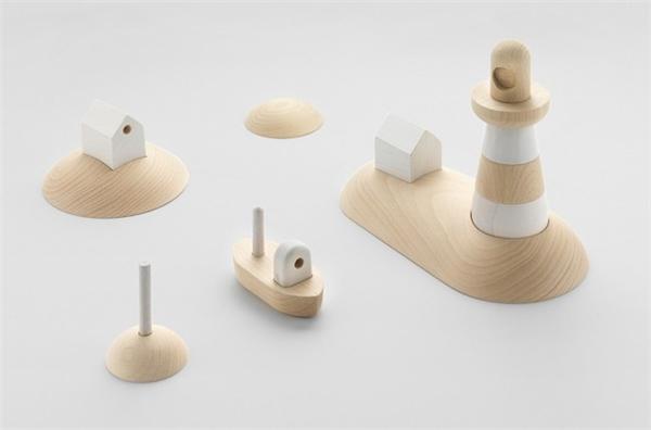 圆润有质感的木质玩具(八)