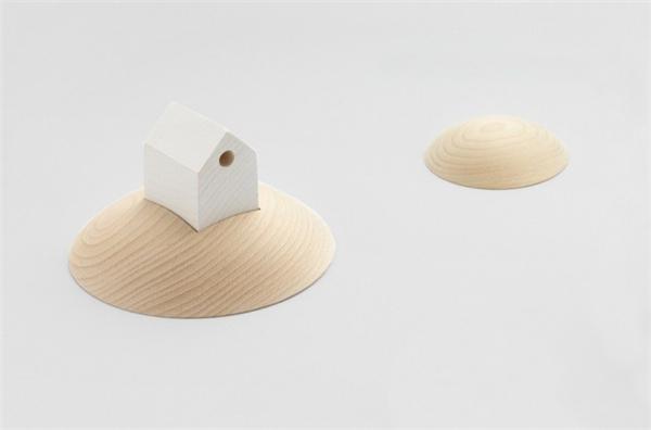 圆润有质感的木质玩具(九)