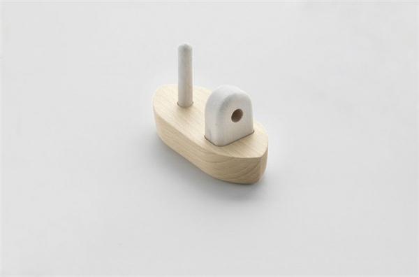圆润有质感的木质玩具(十)