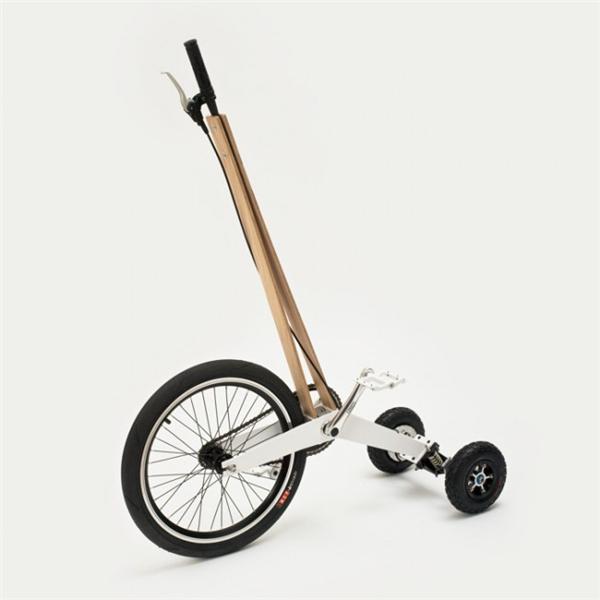 创新型城市站立骑行车(五)
