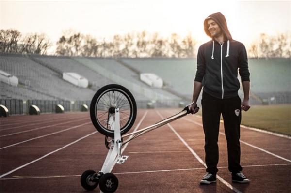 创新型城市站立骑行车(七)