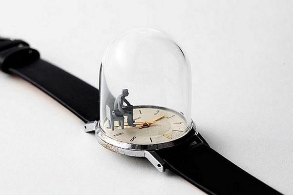 手表里的雕塑时光(四)