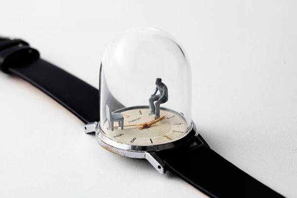 手表里的雕塑时光(三)