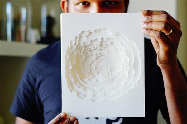 光影剪纸艺术(十六)