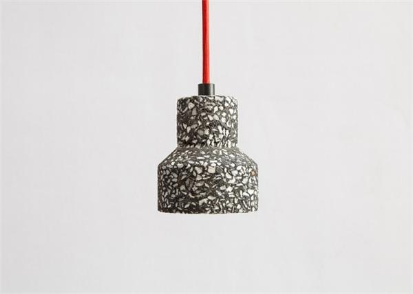 回归本质水磨石吊灯(二)