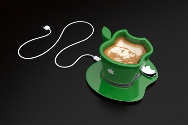 Apple咖啡系列(八)