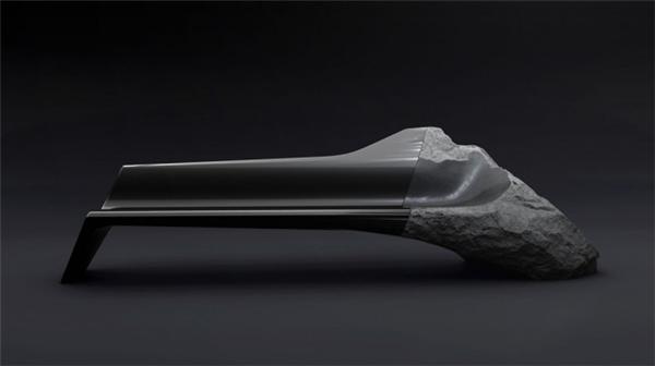 ONYX霸气雕塑沙发