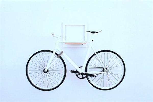 给力的自行车挂架(三)