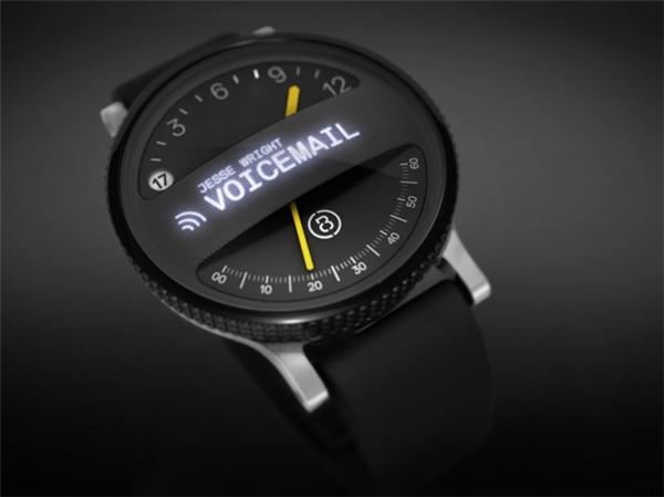 OLED概念型手表设计