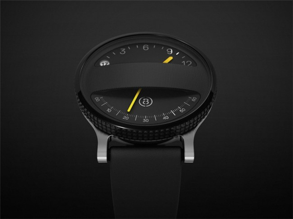 OLED概念型手表设计(二)
