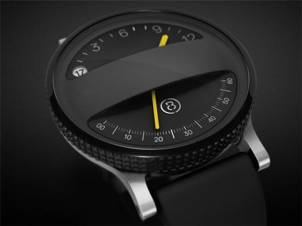 OLED概念型手表设计(三)