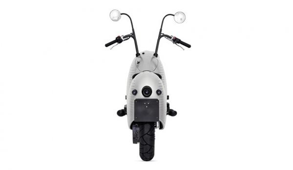 复古有feel的电动摩托车(九)